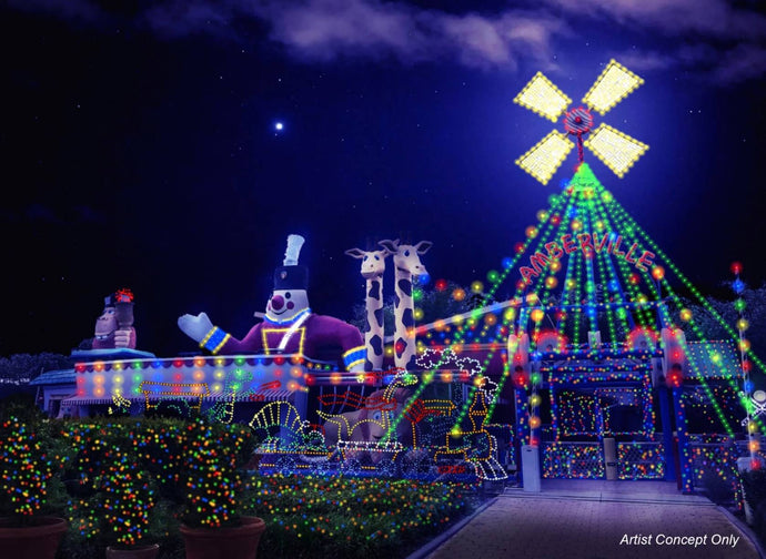 Give Kids the World Village to Host Night of a Million Lights Spectacular