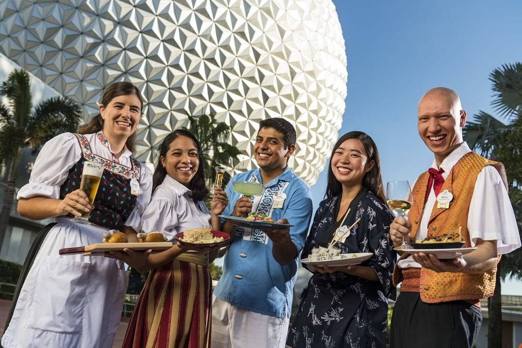 Taste of EPCOT International Food and Wine Festival 2020 Menus Released