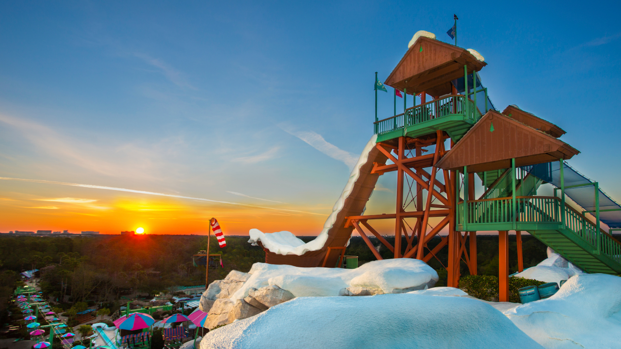Blizzard Beach Tickets Now on Sale Ahead of Reopening