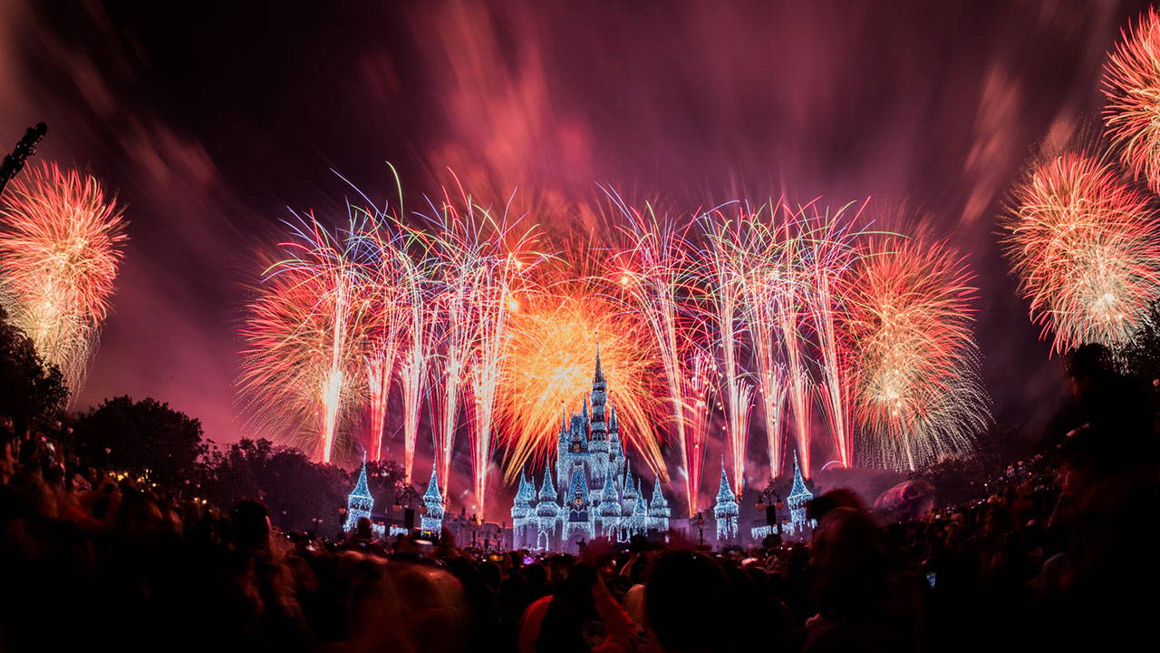 Here Are All the Ways You Can Ring in the New Year at Disney World!