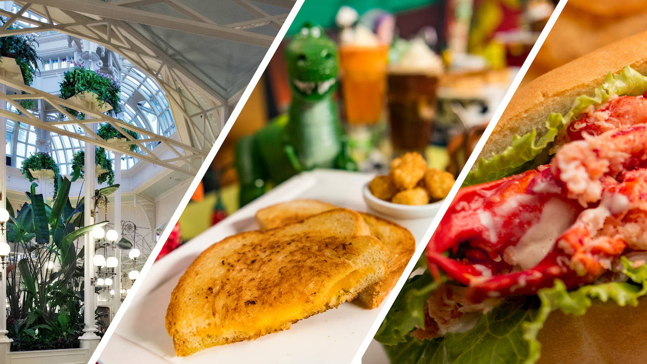 Woody's Lunchbox, Tomorrowland Terrace, and Crystal Palace Set to Reopen Soon at Disney World