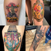The Top Disney Tattoo Artists You Should Already Be Following
