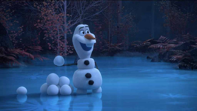 "All-New Frozen ""At Home With Olaf"" Series Debuts on Youtube"