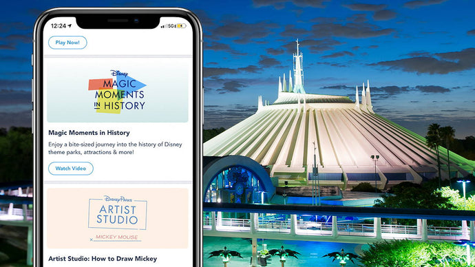 Disney Launches New Offerings Including Disney Parks Recipes, Jungle Cruise Jokes and More in the Disneyland and My Disney Experience Mobile Apps
