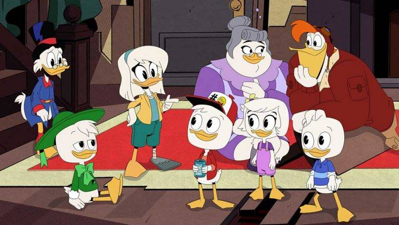 Disney XD Confirms the Cancelation of Ducktales