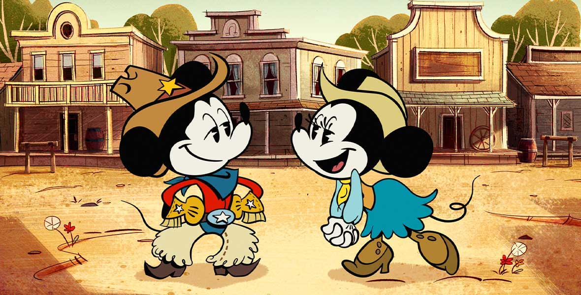 The Wonderful World of Mickey Mouse is Now Streaming on Disney Plus