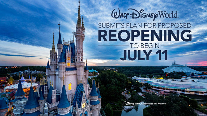 The Complete Rundown on  Walt Disney World's Reopening and Safety Measures That Will Be Implemented Around the Resort
