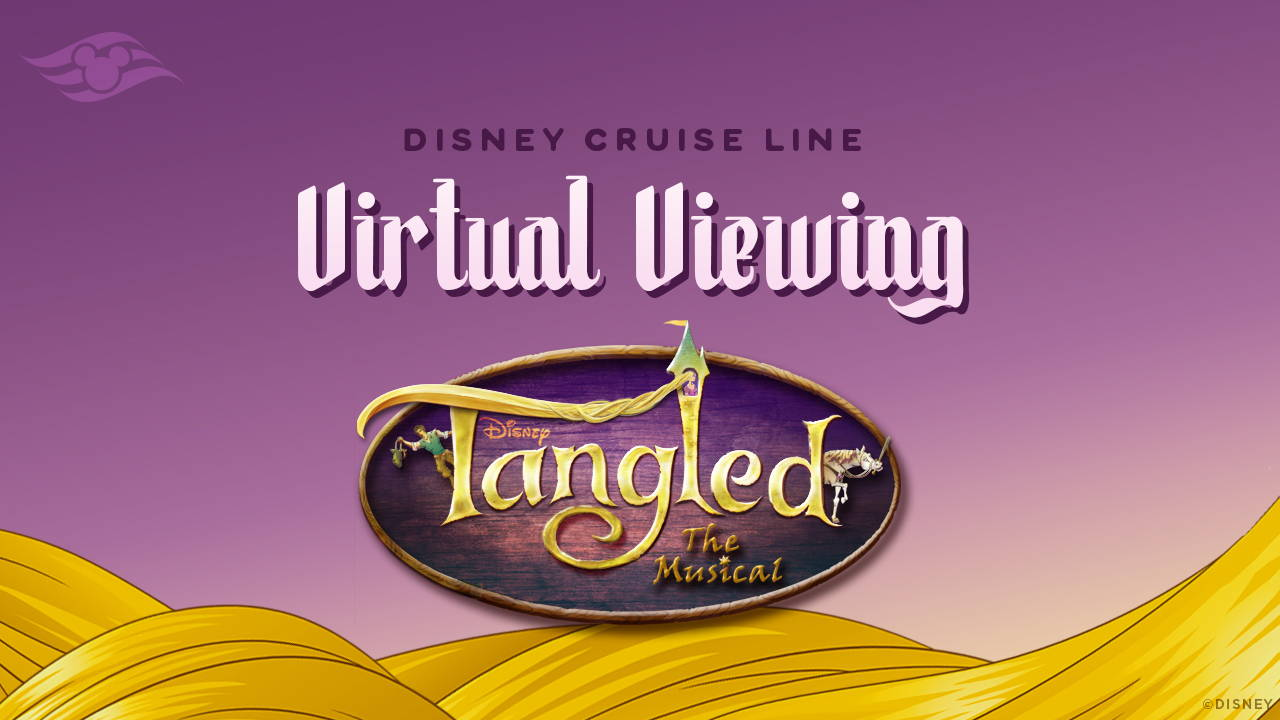 Tangled: The Musical Now Available on Youtube