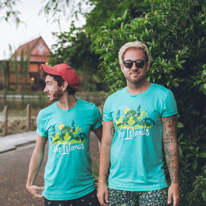 The Lost Bro's Greetings from the Islands Tee