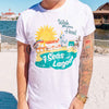 The Lost Bro's Wish You Were Here 7 Seas Lagoon Tee