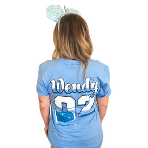 The Lost Bros Darlings Jersey Tee - Wendy