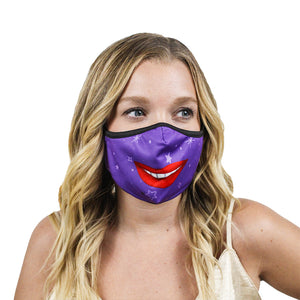 Witches Face Mask - Sarah