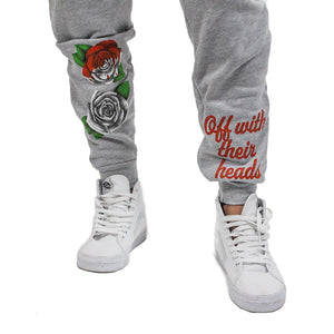 Queen of Hearts Joggers The Lost Bros