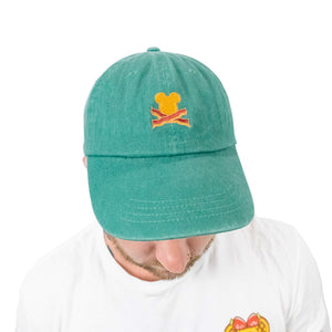 The Lost Bro's Waffle and Bacon Crossbones Hat