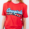 The Lost Bro's Cowgirls Jersey Tee - Jessie