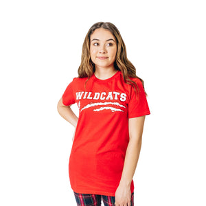 The Lost Bro's Wildcats Jersey Tee - Bolton