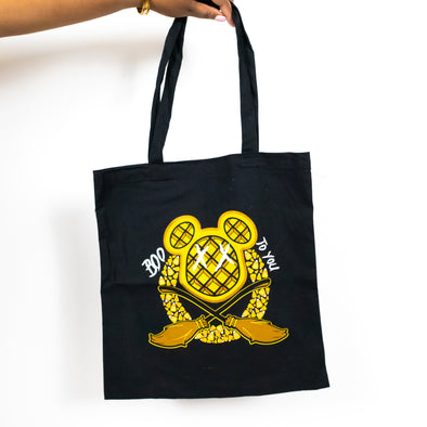 The Lost Bro's Halloween Waffle Tote