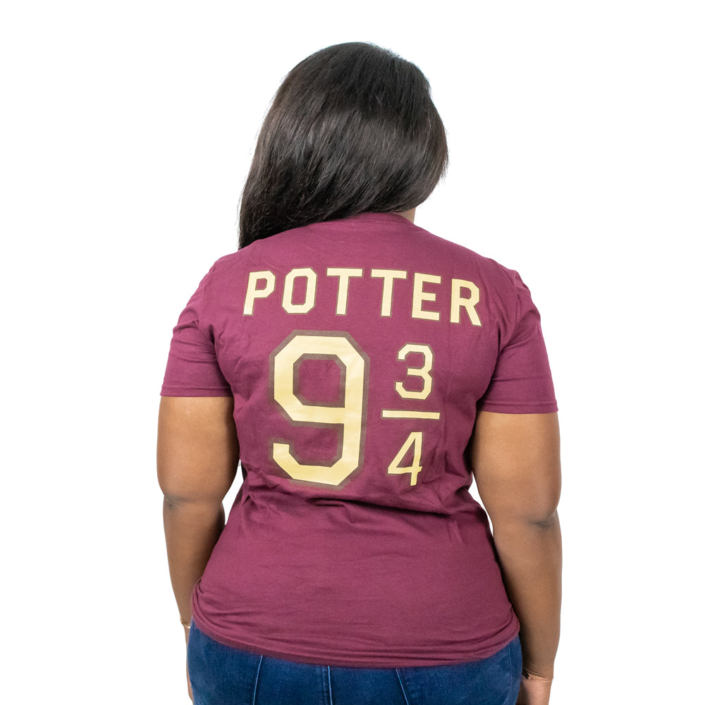check out dbf98 c18df Wizards Jersey Tee - Potter