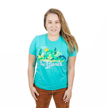 Load image into Gallery viewer, The Lost Bro's Greetings from the Islands Tee