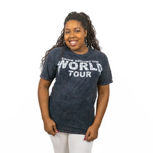Load image into Gallery viewer, Drink Around the World Tour Tee - Mineral Wash