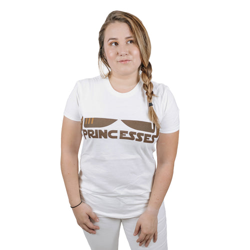 The Lost Bro.'s Princesses Jersey Tee - Leia
