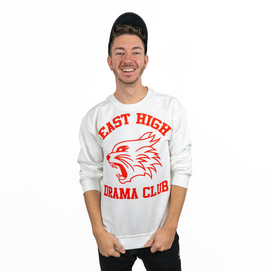 The Lost Bro.'s East High Drama Club Sweater