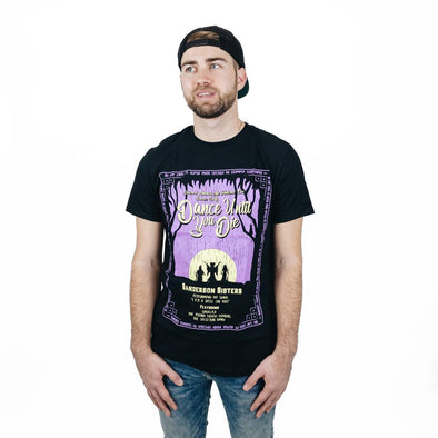 The Lost Bro's Dance Until You Die Tee
