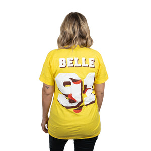The Lost Bro's Beauties Jersey Tee - Belle