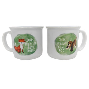 The Lost Bro's Best Friends Mug Set