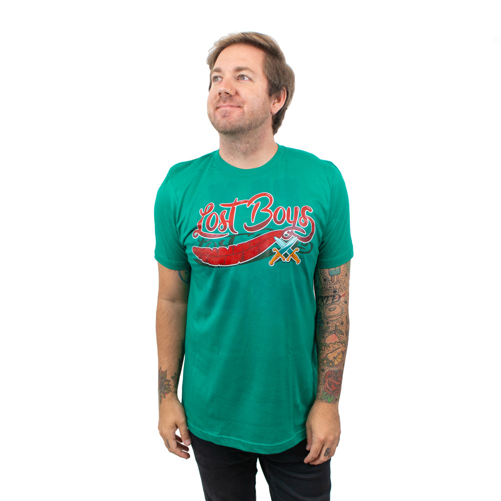 The Lost Bros Lost Boys Jersey Tee - Pan