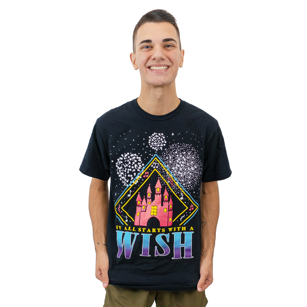 Wishes Tee The Lost Bros