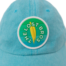 Load image into Gallery viewer, The Lost Bros Logo Summer 20' Hat - Aqua