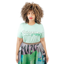 Load image into Gallery viewer, The Lost Bro's Princesses Jersey Tee - Tiana