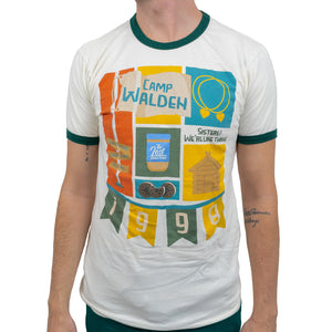 Camp Walden Tee The Lost Bros