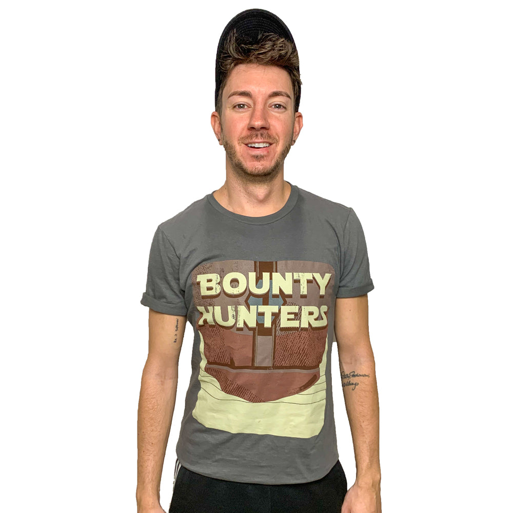 The Lost Bro.'s Bounty Hunters Jersey Tee - Mando