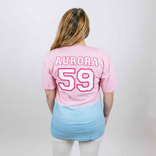 Load image into Gallery viewer, The Lost Bro's Princesses Jersey Tee - Aurora