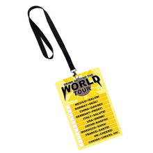 Load image into Gallery viewer, The Lost Bro's Drink Around the World Tour All Access Pass - Flower and Garden