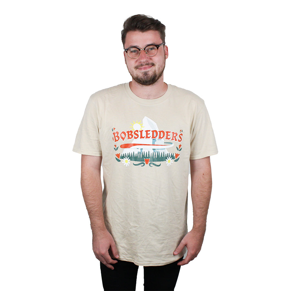 Bobsledders Jersey Tee The Lost Bros