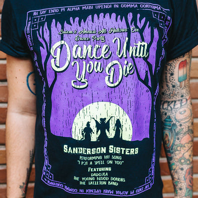 The Los Bro's Dance Until You Die Tee