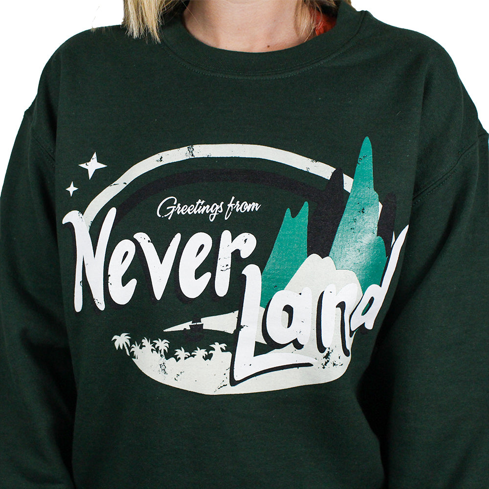 Greetings From Neverland Sweater The Lost Bros