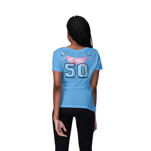 The Lost Bros Princesses Jersey Tee - Cindy