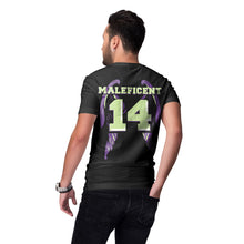 Load image into Gallery viewer, Villian's Jersey Tee - Maleficent The Lost Bros