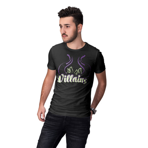 Villian's Jersey Tee - Maleficent The Lost Bros