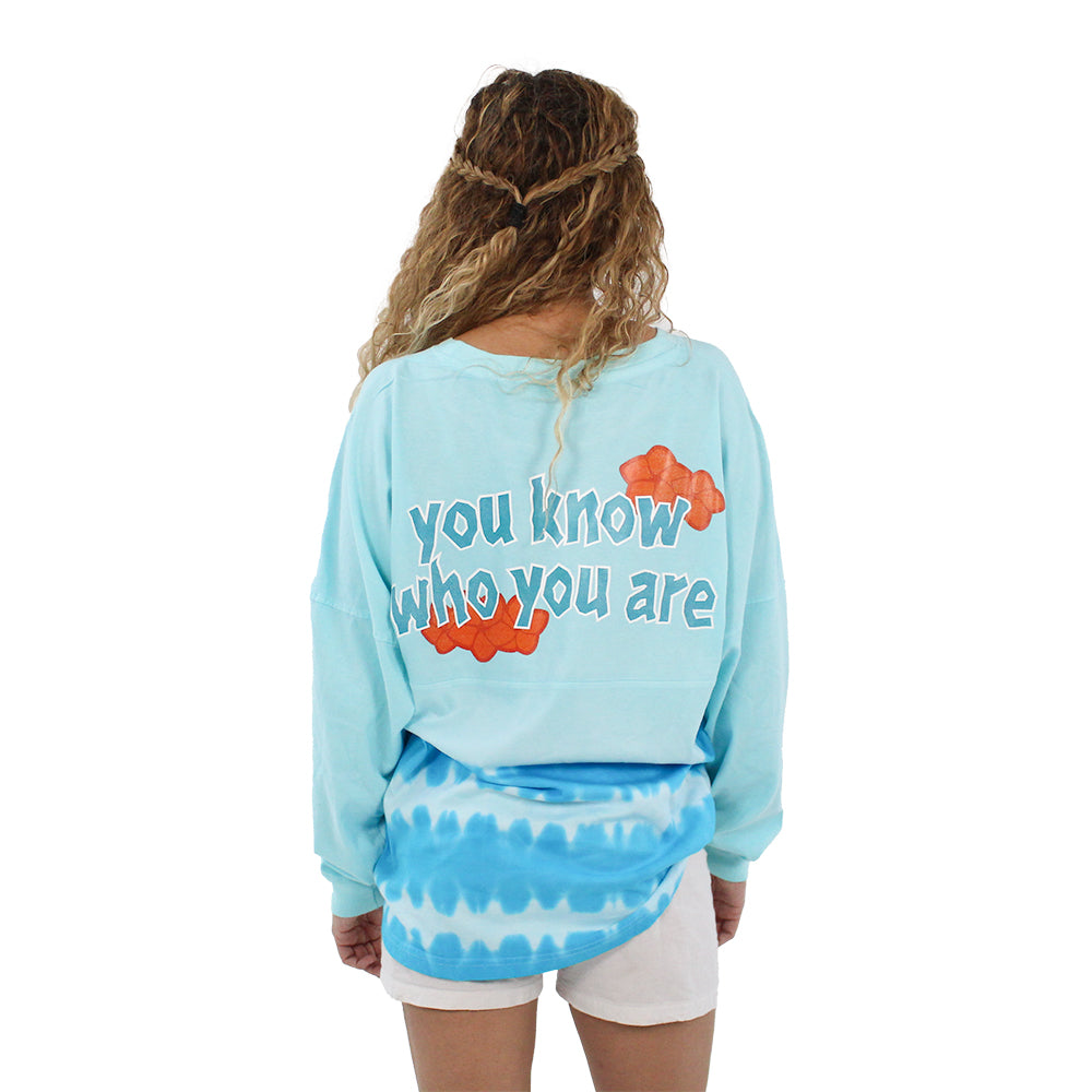 You Know Who You Are Long Sleeve Jersey The Lost Bros