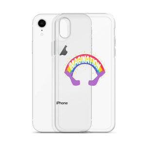 Imagination Meme iPhone Case