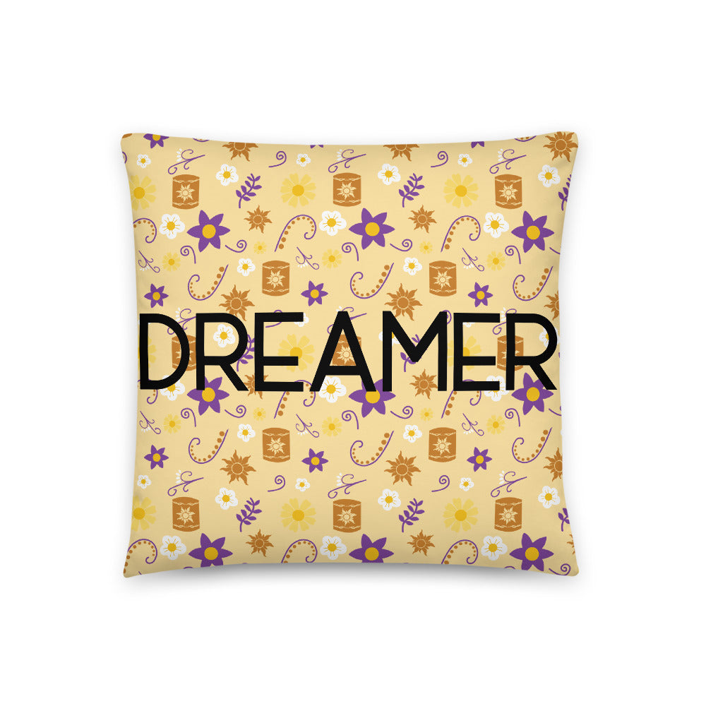 Dreamer Pillow The Lost Bros