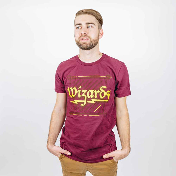 The Lost Bro's Wizards Jersey Tee - Potter
