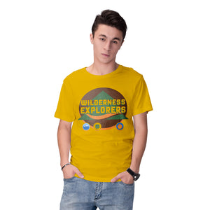The Lost Bros Wilderness Explorers Jersey Tee - Russell