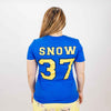 The Lost Bro's Princesses Jersey Tee - Snow