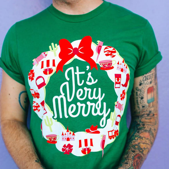 The Lost Bro's Very Merry Tee